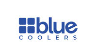 bluecoolers.com store logo