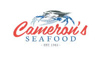 cameronsseafood.com store logo
