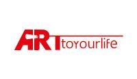 arttoyourlife.com store logo