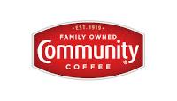 communitycoffee.com store logo